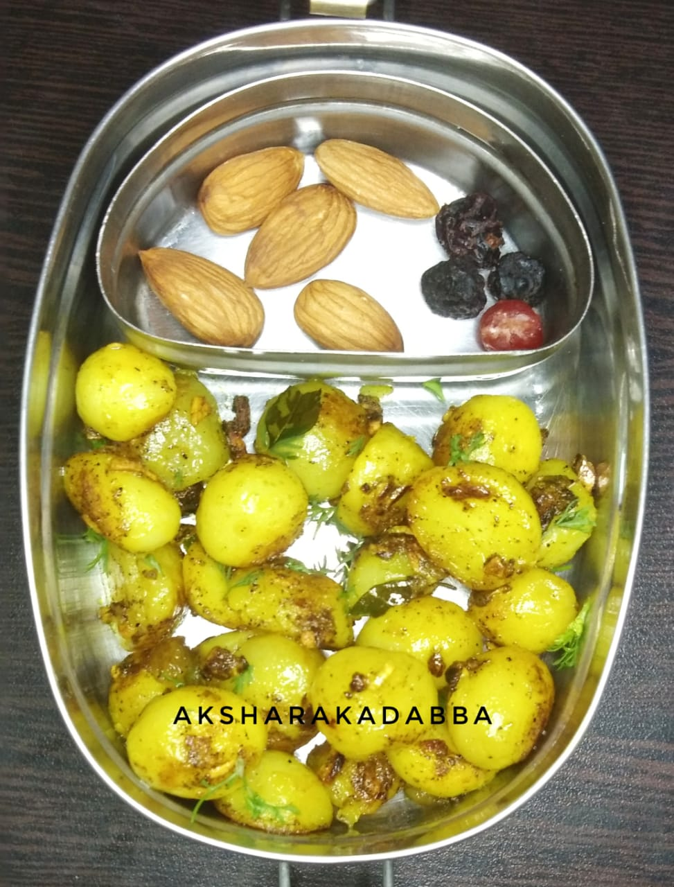 Roasted Baby Potatoes – Easy Tiffin  Box Ideas