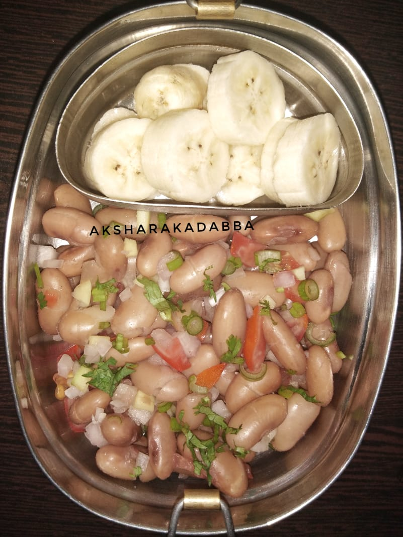 Kidney Bean Salad – Healthy Toddler Snack Recipe